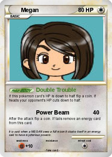 Pokemon Megan