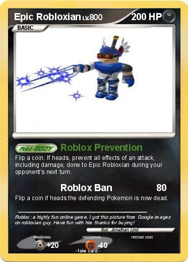 Pokemon Epic Robloxian