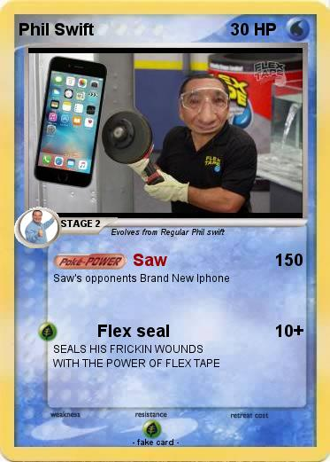 Pokemon Phil Swift