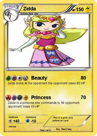 Pokemon Zelda