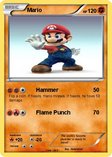 Pokemon Mario