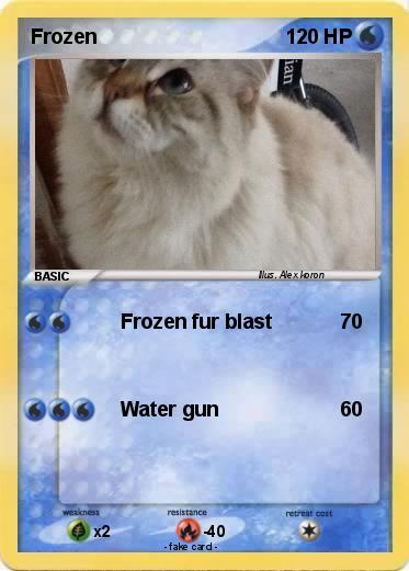 Pokemon Frozen