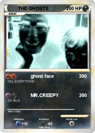 Pokemon THE GHOSTS