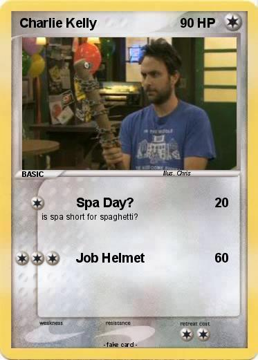 Pokemon Charlie Kelly