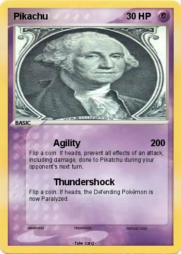 Pokemon George Washington