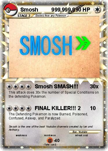 Pokemon Smosh         999,999,9