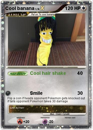 Pokemon Cool banana