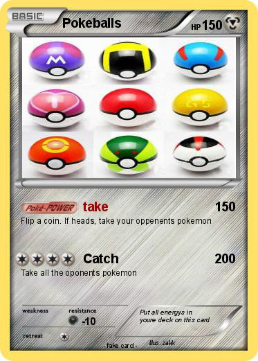 Pokemon Pokeballs