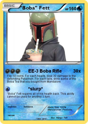 "Pokemon ""Boba"" Fett"