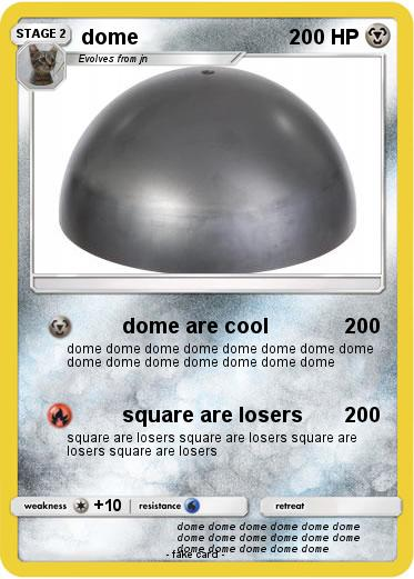 Pokemon dome