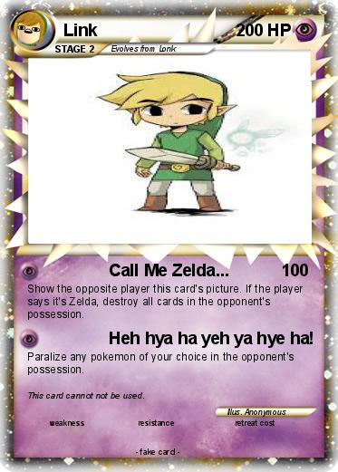 Pokemon Link