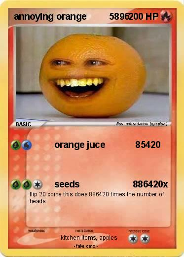 Pokemon annoying orange         5896