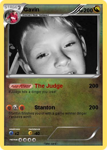 Pokemon Gavin