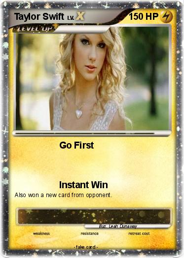 Pokemon Taylor Swift