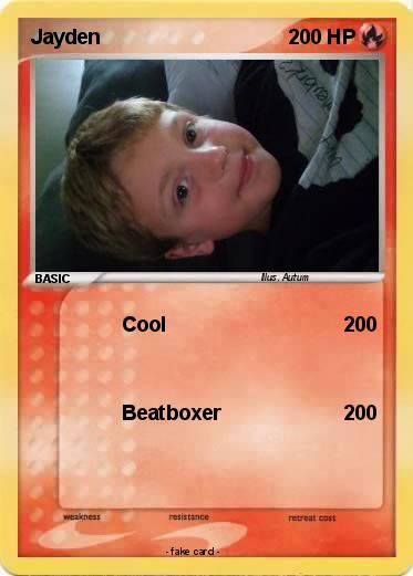 Pokemon Jayden