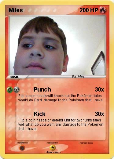Pokemon Miles