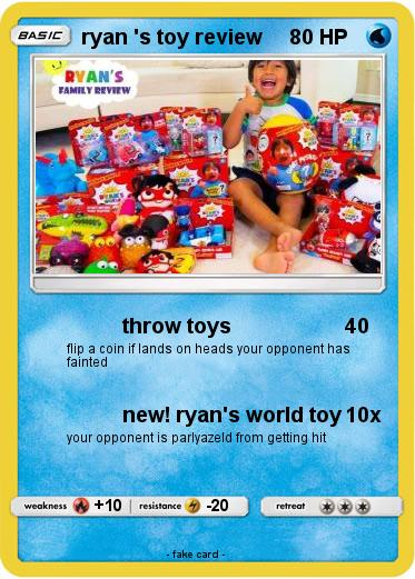 Pokemon ryan 's toy review