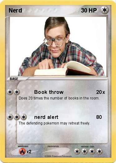 Pokemon Nerd