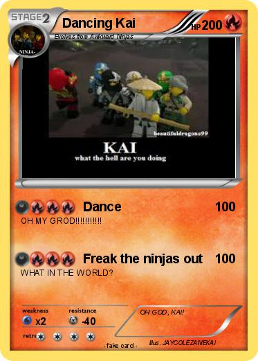 Pokemon Dancing Kai