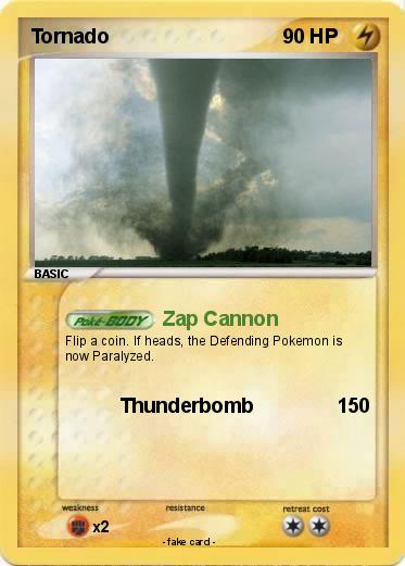 Pokemon Tornado