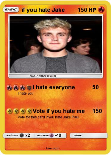 Pokemon if you hate Jake