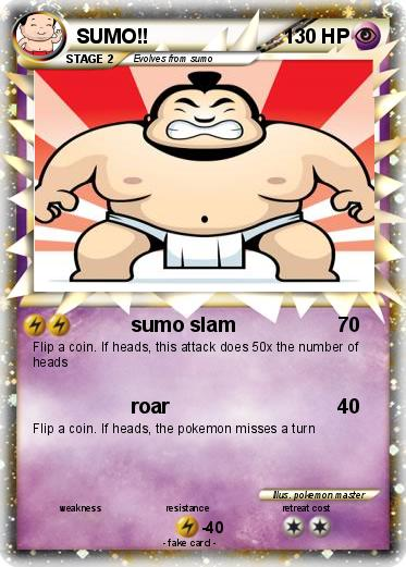 Pokemon SUMO!!