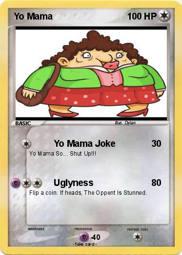 Pokemon Yo Mama
