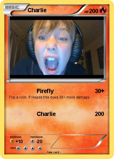 Pokemon Charlie