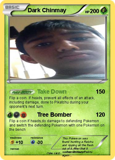 Pokemon Dark Chinmay