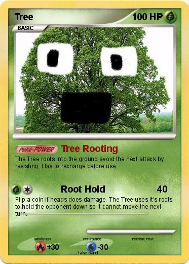Pokemon Tree