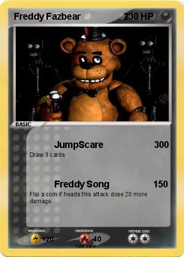 Pokemon Freddy Fazbear                 2