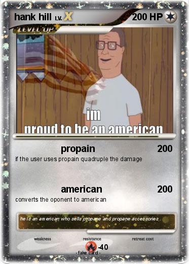 Pokemon hank hill