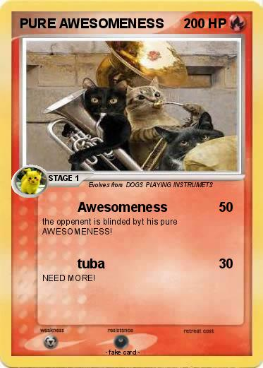 Pokemon PURE AWESOMENESS