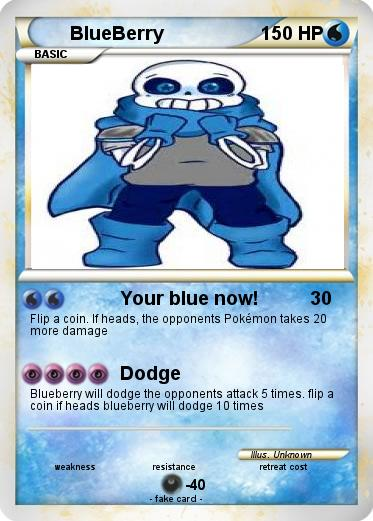 Pokemon BlueBerry
