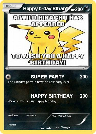 Pokemon Happy b-day Ethan!!!