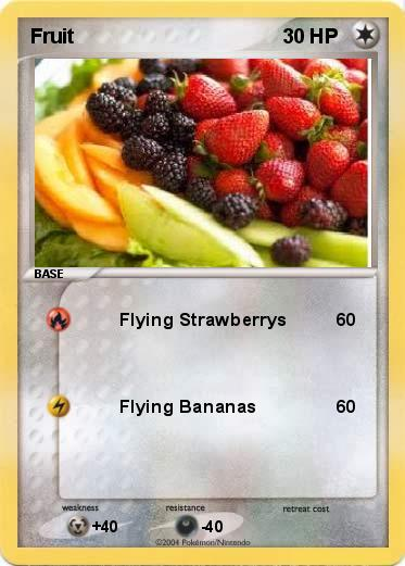 Pokemon Fruit