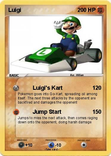 Pokemon Luigi
