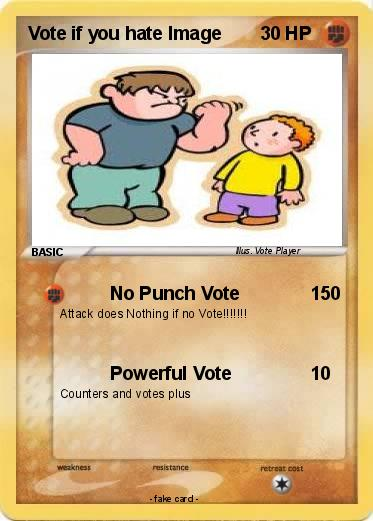 Pokemon Vote if you hate Image