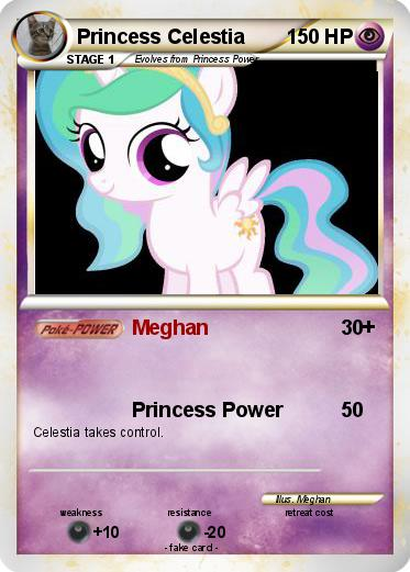Pokemon Princess Celestia