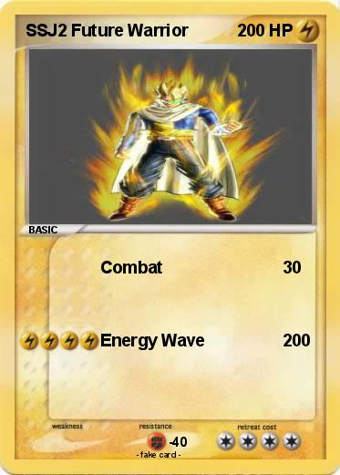 Pokemon SSJ2 Future Warrior