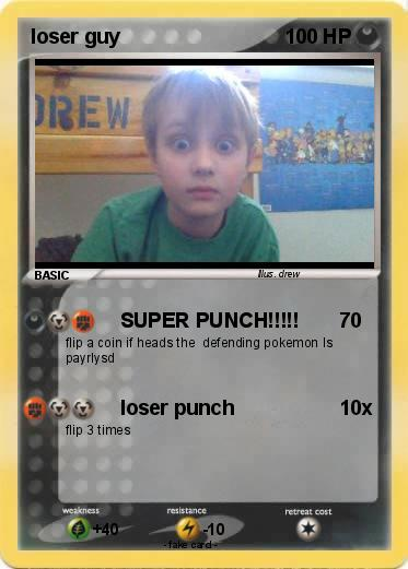 Pokemon loser guy