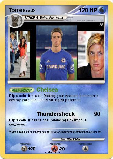 Pokemon Torres