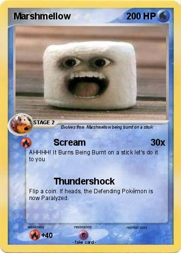 Pokemon Marshmellow
