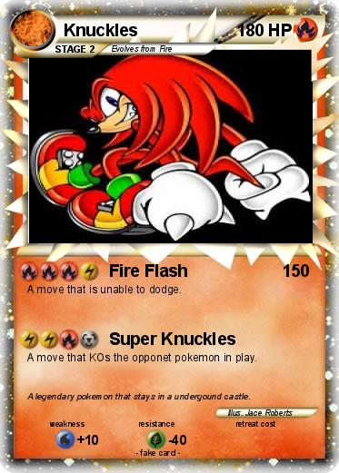 Pokemon Knuckles