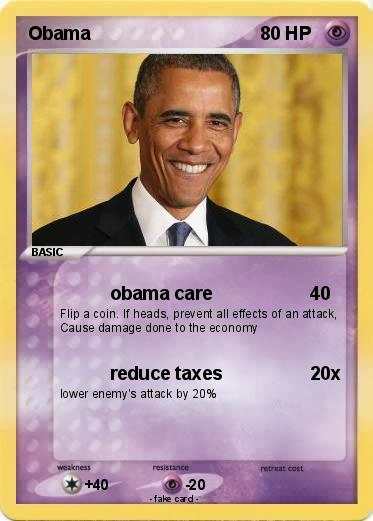 Pokemon Obama