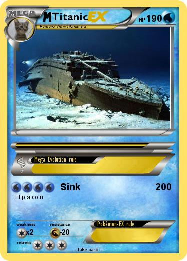 Pokemon Titanic