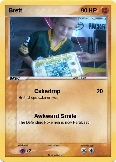 Pokemon Brett