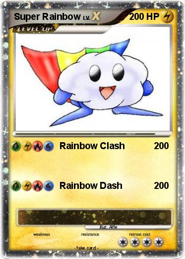 Pokemon Super Rainbow