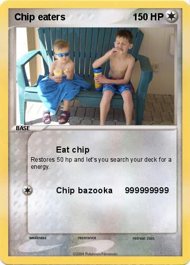 Pokemon Chip eaters