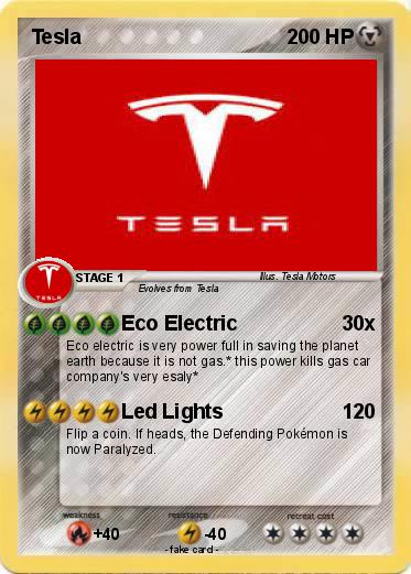 Pokemon Tesla